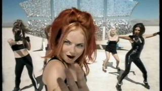 Spice Girls - Say You'll Be There - HD 720p + Lyrics