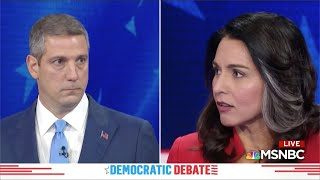 Watch the 5 minutes that have people talking Tulsi!