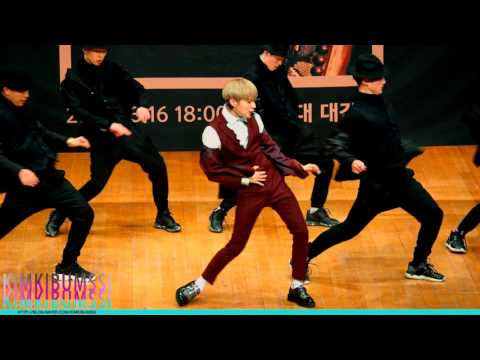 [4K] 160316 스쿨어탬 in 서울여대 TAEMIN _ Press Your Number