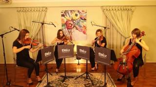Concerning Hobbits | Lord of the Rings | String Quartet Cover