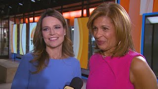 Hoda Kotb Received Text From Matt Lauer After 'Today' Promotion (Exclusive)