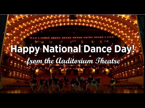 National Dance Day 2016 - Historic Landmark Theatre debuts Dance Intensive Students
