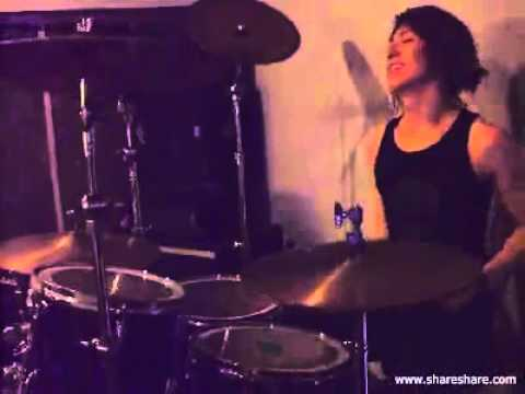 노민우(No MinWoo) - Bow Wow Pow (playing drum)