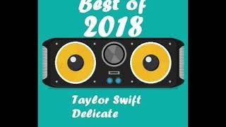 Taylor Swift   Delicate Audio