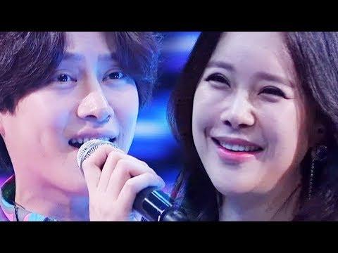 김희철, 백지영 앞에서 수줍은 열창  '내 생에 봄날은 간다' 《Fantastic Duo 2》 판타스틱 듀오 2 EP33