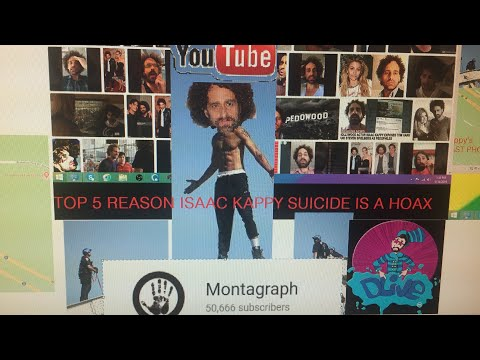 ISAAC KAPPY- FAKES SUICIDE With the help of #JasonBoss & WeAreFreeTV ((LARP TEAM 6)) FORD MAY SUE