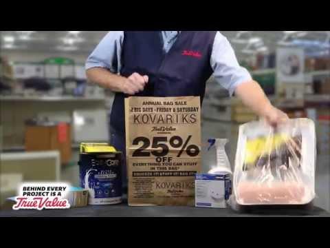 Kovarik TrueValue 2016 Bag Sale