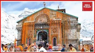 Kedarnath opens: Modi to perform Rudhrabhisekam..