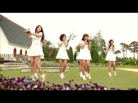 A Pink - I don't know, 에이핑크 - 몰라요, Music Core 20110528
