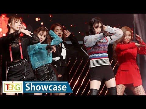 (G)I-DLE 'LATATA' Showcase Stage ((여자)아이들, I am, 쇼케이스, 소연, SOYEON)