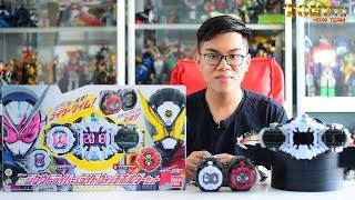 [TMT][790] Giới thiệu DX Ziku Driver & RideWatch Holder Set! Kamen Rider Zi-O! 仮面ライダージオウ (Engsub)