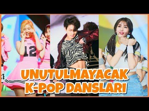 UNUTULMAYACAK K-POP DANSLARI!