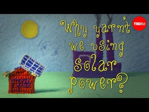 Why aren't we only using solar power? - Alexandros George Charalambides thumbnail