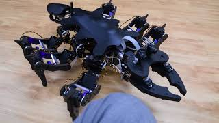 Six-legged robots get closer to nature - Tokyo Tech Research