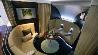 Etihad First Class (Apartments) - Sydney to Abu Dhabi (EY 455) - Airbus A380-800