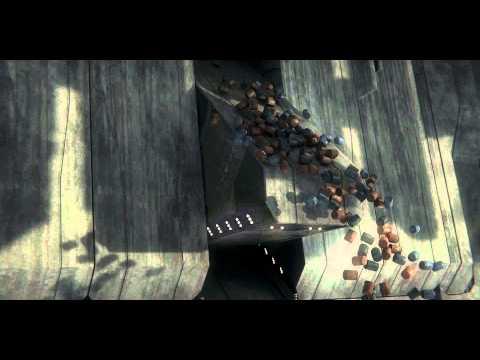 Демонстрационный ролик Blender 2014