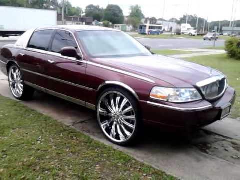 Lincoln Town Car 24s Videomoviles Com