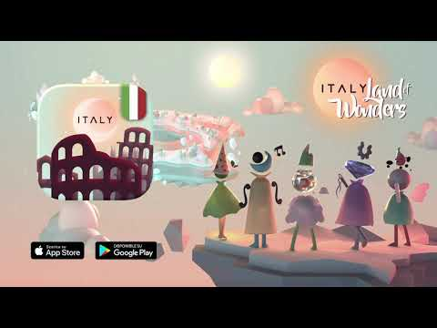 Italy. Land of Wonders, ecco il trailer