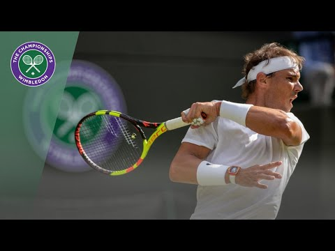 Match Point: Rafael Nadal vs Yuichi Sugita Wimbledon 2019
