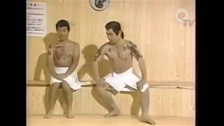 The Food Chain, Yakuza Sauna Version - Japanese Comedy Show