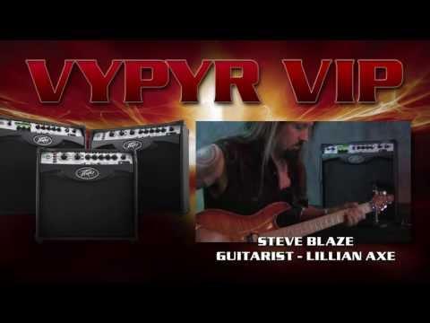 Peavey Vypyr VIP Amplifier Full Demo