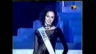 Gal Gadot performance in Miss Universe 2004 (videos)
