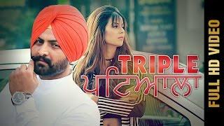 Triple Patiala – Harjiwan Singh