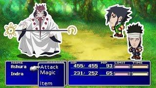 RPG DE NARUTO | Resumo Naruto #466