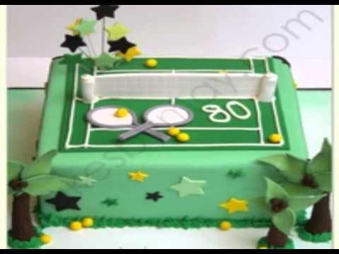 Badminton Cake Ideas