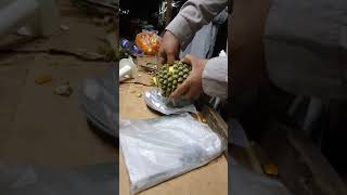 How T Pull Pineapple   Easy Trick