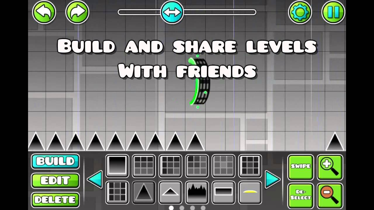 Играй Geometry Dash Lite На ПК 2