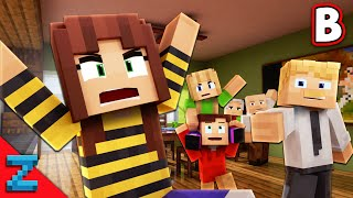 ANGRY MOM! 😡 [Version B] Minecraft Animation