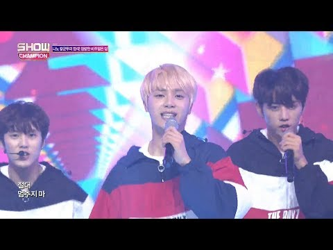 Show Champion EP.268 THE BOYZ - Giddy Up