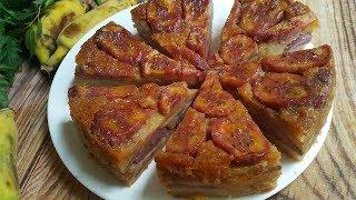 Cách làm Bánh Chuối Nướng tại nhà thơm nức mũi ai cũng Yêu