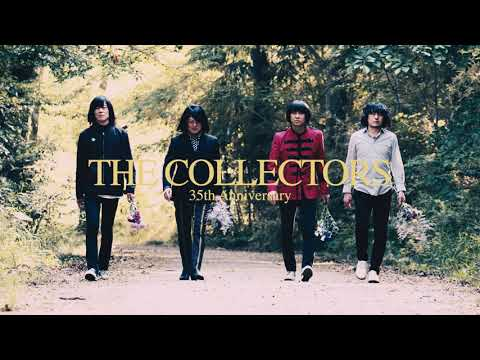 """THE COLLECTORS streaming rock channel """"LIVING ROOM LIVE SHOW"""" Vol.14 trailer"""