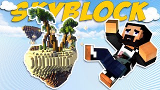 Minecraft Skyblock - EP01 - Paradise Realm! (ChaosCraft)