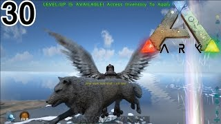 Let's Play ARK: Survival Evolved E30 Snatch And Grab