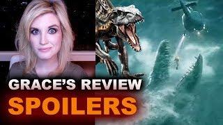 Jurassic World 2 Fallen Kingdom SPOILER Review