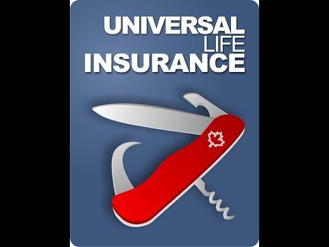 Universal Life Insurance - Guaranteed Universal Life Insurance
