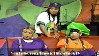 TLC Interview on 'Video LP' (1992)