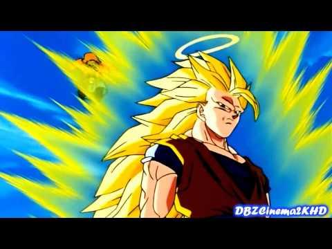 SSJ3 Goku vs Majin Buu Part 1 [2K HD]