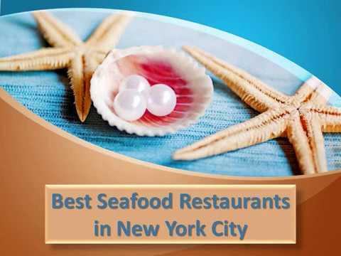 Best Seafood Restaurants in New York City