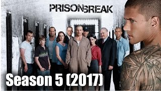 Prison break cast - Then and now 2017