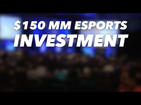 Alibaba Invests $150 MM in eSports