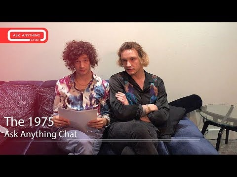 The 1975 MRL Ask Anything Chat w/ Romeo (Full Version)