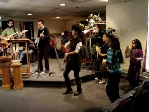 gozo de vida - queremos a Cristo proclamar (panderos: celebracion)