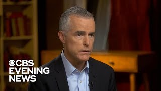 """Trump slams Andrew McCabe's """"60 Minutes"""" interview"""