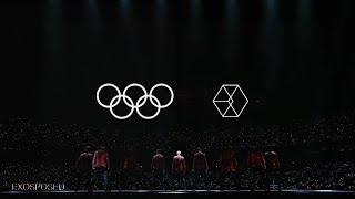 EXO 엑소 Pyeongchang 2018 Olympics Closing Ceremony Teaser | #EXOLYMPICS