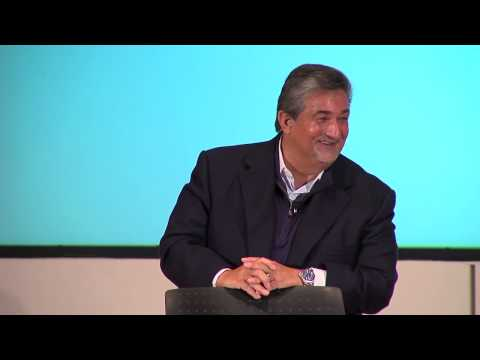 Eric Lefkofsky & Ted Leonsis: An Entrepreneur's Tale - YouTube