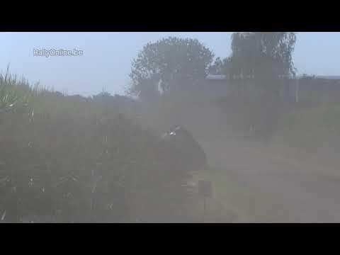 Crash Stefan van Craenenbroeck - Han De Bock Short Rally van Kasterlee 2019